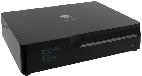 Медиаплеер Konoos GV-4000