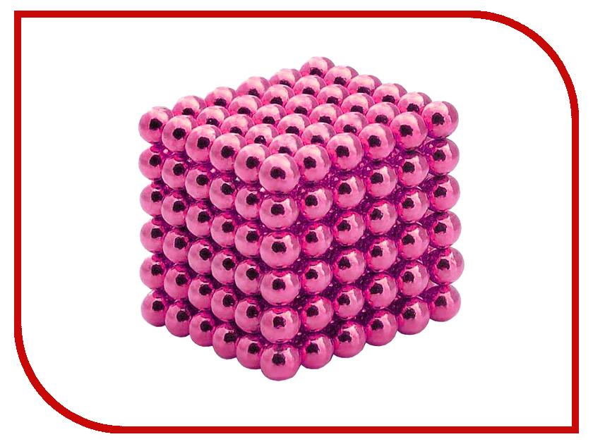 Магниты NeoCube Альфа 216 5mm Pink<br>