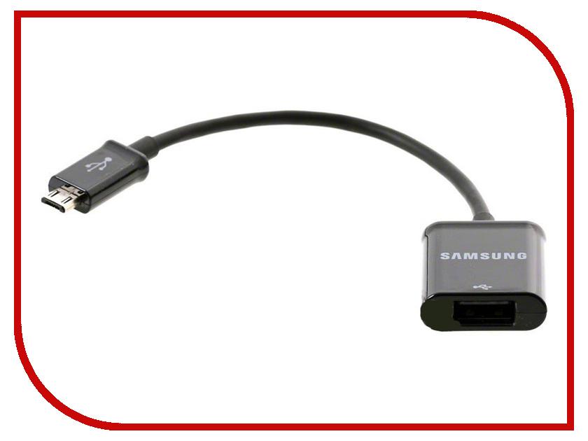 Аксессуар Адаптер USB-microUSB Samsung ET-R205UBEGSTD<br>