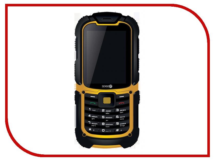 Сотовый телефон SENSEIT P3 умная розетка senseit gs2s ведомая