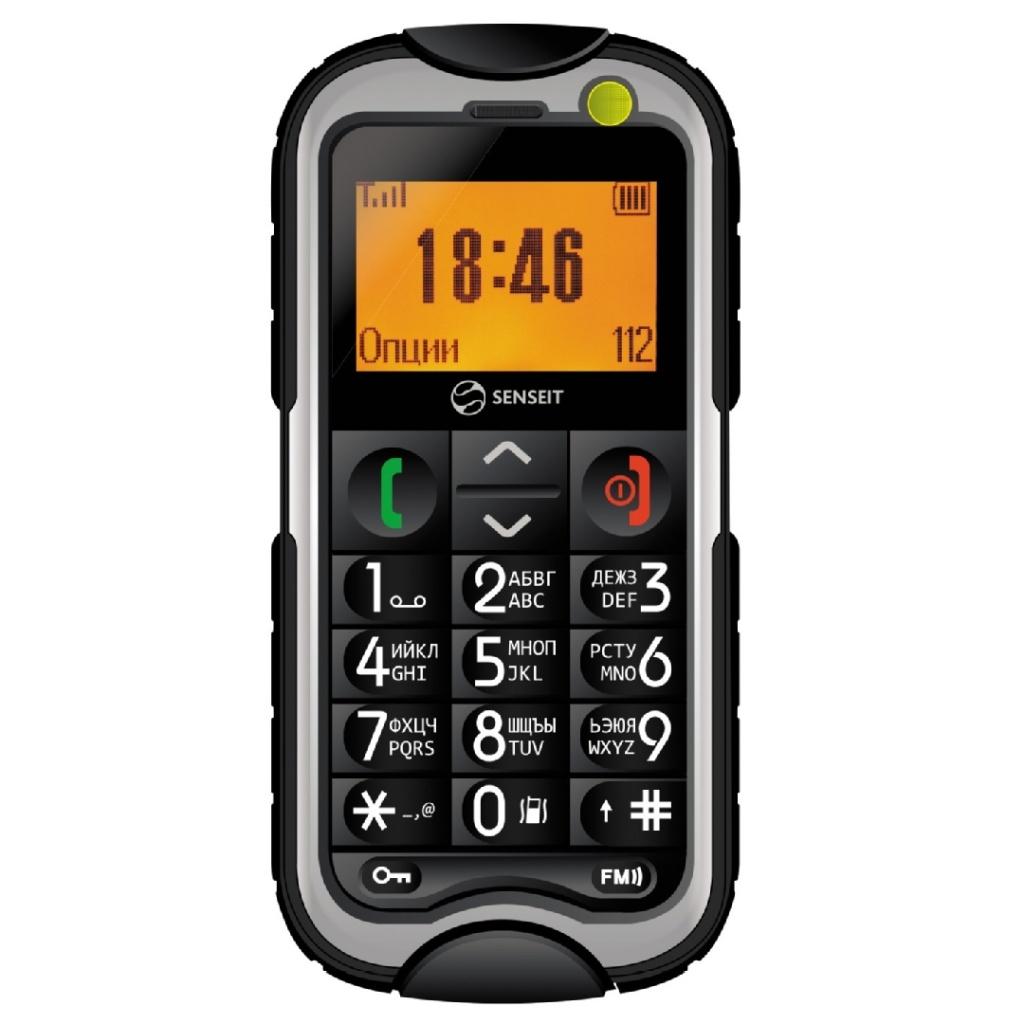 Сотовый телефон SENSEIT P9<br>