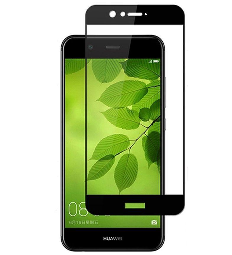 Аксессуар Защитное стекло Solomon для Huawei Nova 2 Plus 2.5D Full Cover Black 786 аксессуар защитное стекло для huawei honor 7x solomon 2 5d full cover white 2599