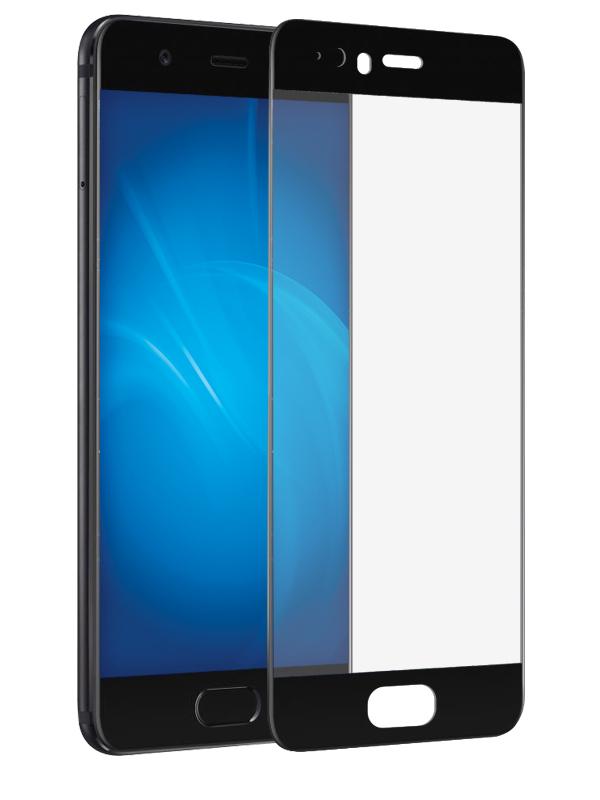 Аксессуар Защитное стекло Solomon для Huawei P10 Plus 2.5D Full Cover Edge Glue Black 9464