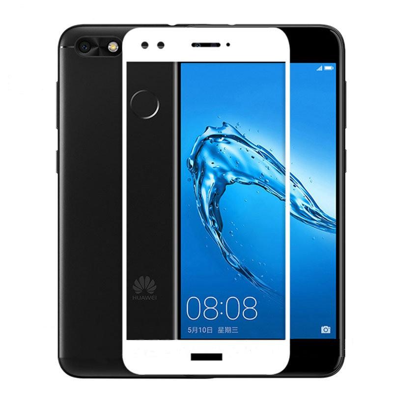 Защитное стекло Solomon для Huawei Nova Lite 2.5D Full Cover White 3008