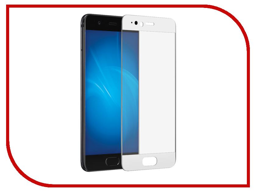 Аксессуар Защитное стекло для Huawei P10 Plus Solomon 2.5D Full Cover White 9457 аксессуар защитное стекло sony xperia xa1 plus solomon full cover white