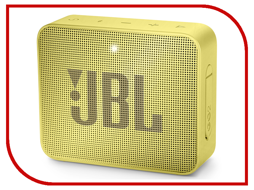 все цены на Колонка JBL GO 2 Yellow