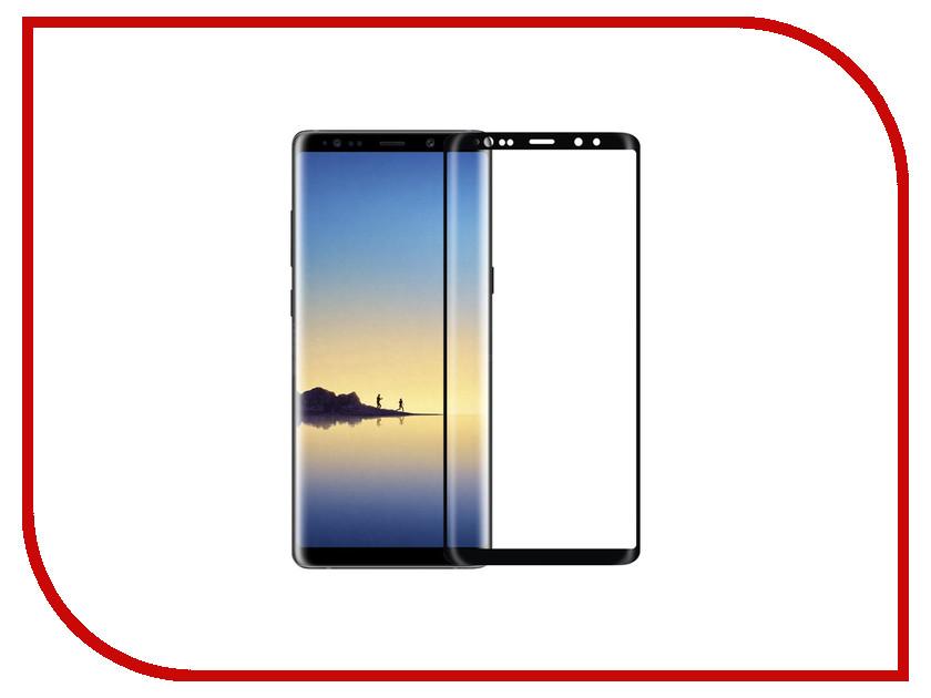Аксессуар Защитное стекло для Samsung Galaxy Note 8 Solomon 3D Black 1592 аксессуар защитное стекло для samsung galaxy a7 2016 sm a710f solomon