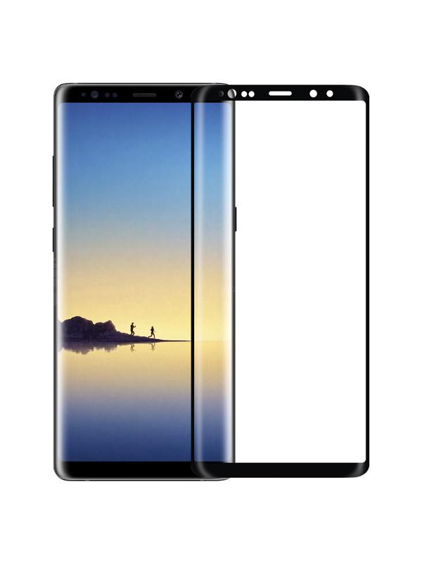 Аксессуар Защитное стекло для Samsung Galaxy Note 8 Solomon 3D Black 1592 стоимость