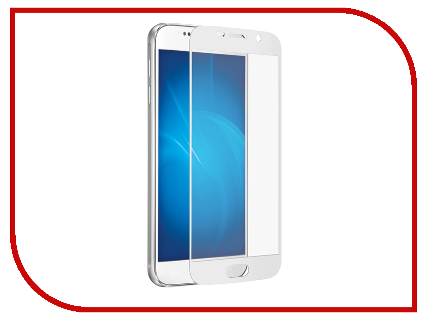 Аксессуар Защитное стекло для Samsung Galaxy S7 Solomon 2.5D Full Cover White 7965 truth flat all in one 15 touch pos terminal machine ssd 4gb ssd 64gb j1900 quad core fanless pos with cash drawer