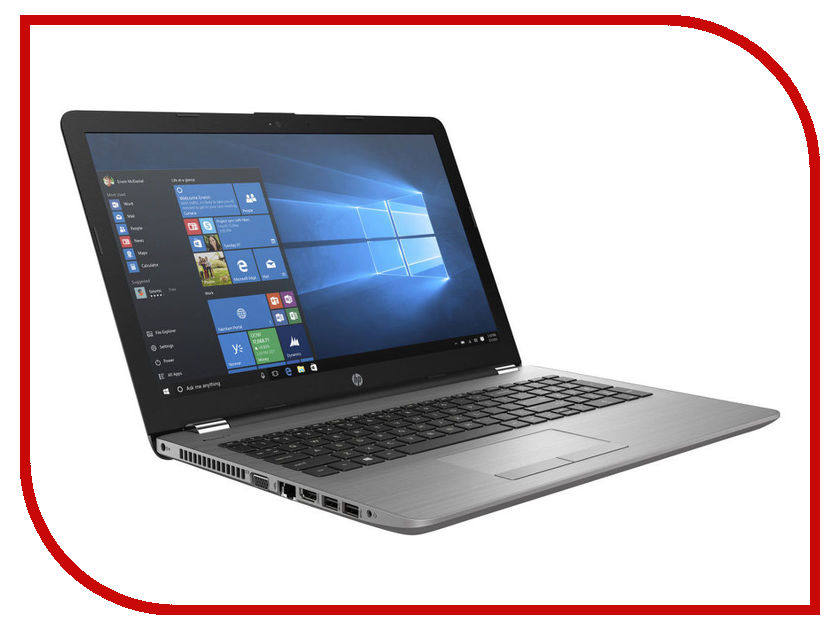 Ноутбук HP 250 G6 4LT09EA Silver (Intel Core i3-7020U 2.3 GHz/8192Mb/256Gb SSD/DVD-RW/Intel HD Graphics/Wi-Fi/Bluetooth/Cam/15.6/1920x1080/Windows 10 64-bit) ноутбук hp 250 g6 2lb99ea intel core i3 6006u 2000 mhz 15 6 1920x1080 4gb 256gb ssd dvd rw intel hd graphics 520 wi fi bluetooth windows 10 pro