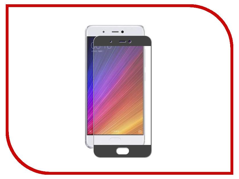Аксессуар Защитное стекло для Xiaomi Mi5S Solomon Full Cover Black 9730 аксессуар защитное стекло для xiaomi mix 2 2s solomon full cover white