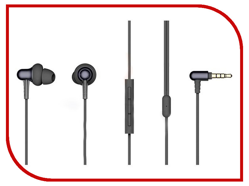 лучшая цена Наушники 1MORE Stylish Dual-Dynamic In-Ear E1025 Black