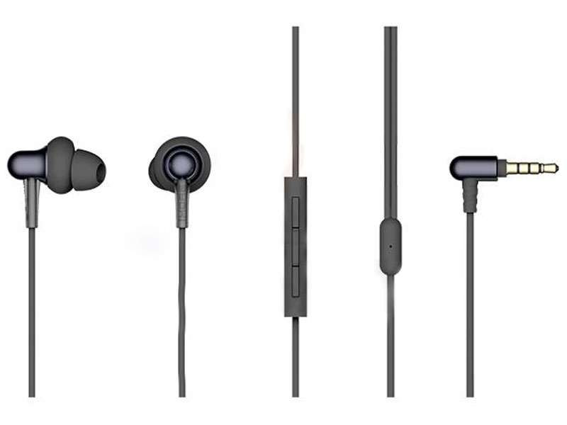 Наушники 1MORE Stylish Dual-Dynamic In-Ear E1025 Black
