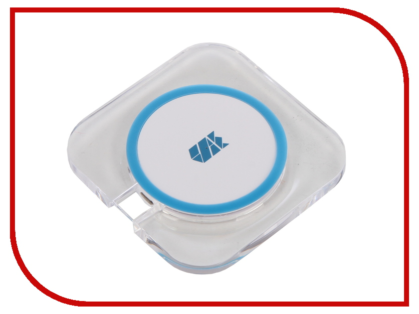 Зарядное устройство Solomon Sqi-600 Light-Blue зарядное устройство vorson tailors chalk wireless charge light blue