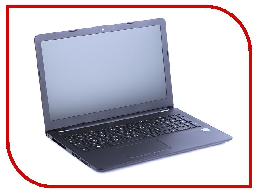 Ноутбук HP 15-ra055ur Jack Black 3QT88EA (Intel Celeron N3060 1.6 GHz/4096Mb/500Gb/Intel HD Graphics/Wi-Fi/Bluetooth/Cam/15.6/1366x768/Windows 10 Home 64-bit)