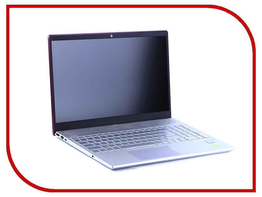 Ноутбук HP Pavilion 15-cs0049ur 4MP36EA Velvet Burgundy (Intel Core i5-8250U 1.6 GHz/8192Mb/1000Gb/No ODD/nVidia GeForce MX150 2048Mb/Wi-Fi/Cam/15.6/1920x1080/DOS)