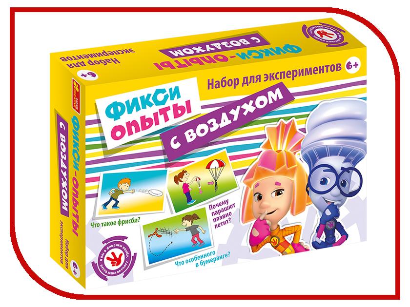 Игра Ranok Creative Фикси опыты с воздухом 12187003Р майка fiorella rubino fiorella rubino fi013ewatln0