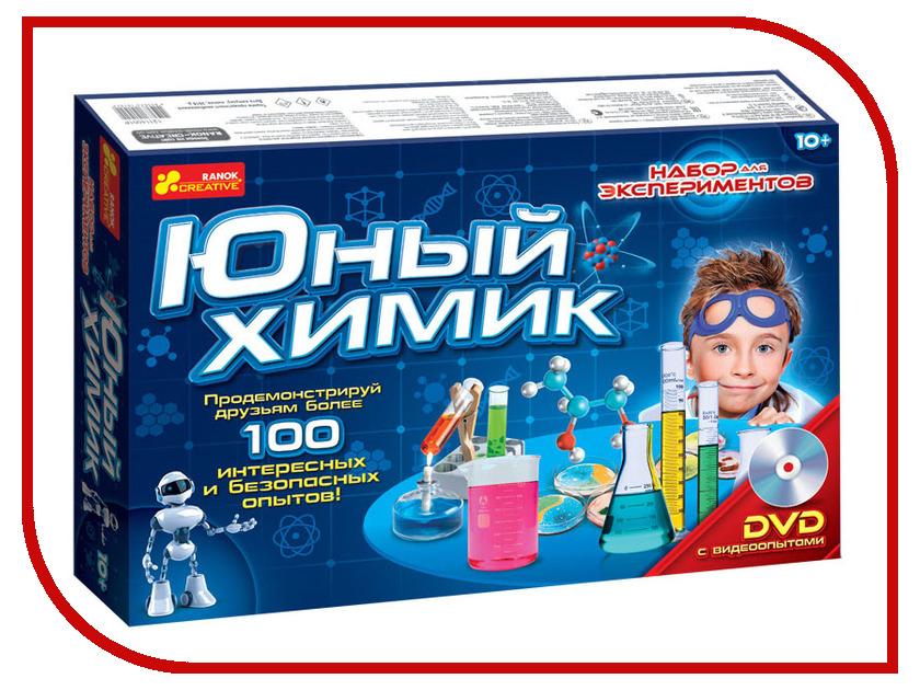 Игра Ranok Creative Юный химик 12114001Р