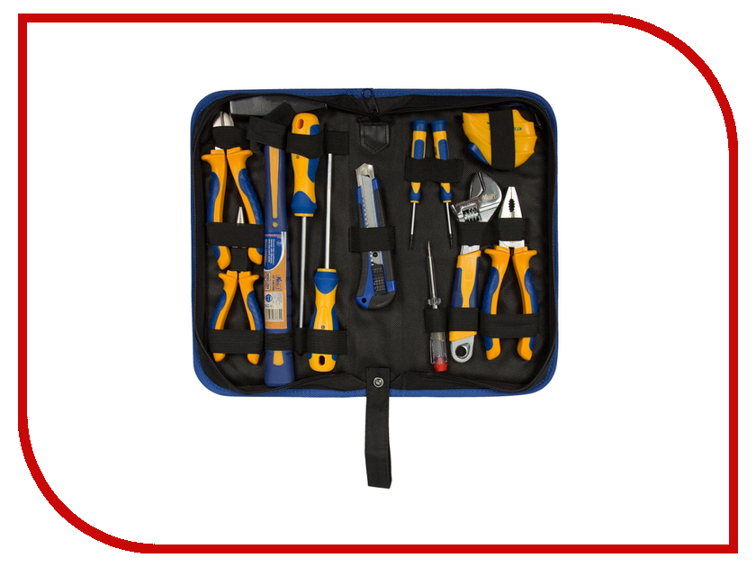 Набор инструмента Kraft KT 703001 рулетка kraft kt 700757