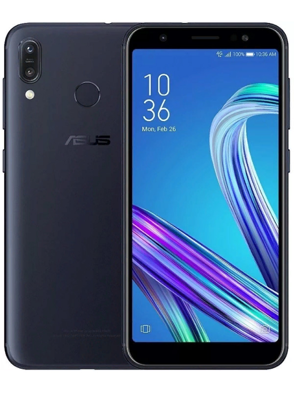 Сотовый телефон ASUS ZenFone Max Pro M1 ZB602KL 128Gb Black цена