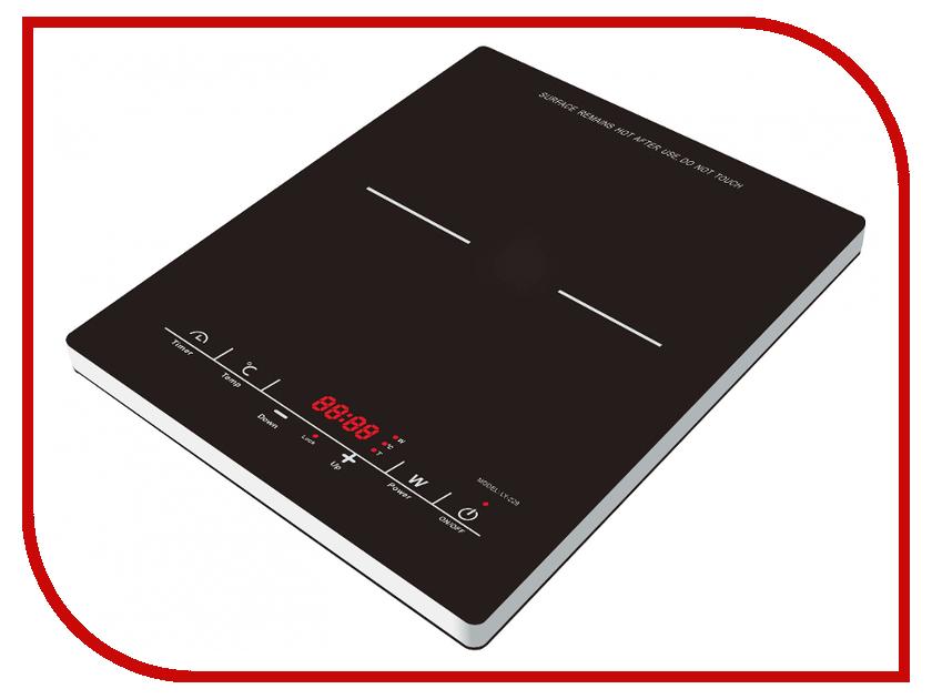 Плита Gemlux GL-IP212 комягин д бюджетное право практикум с хрестоматийным материалом учебное пособие
