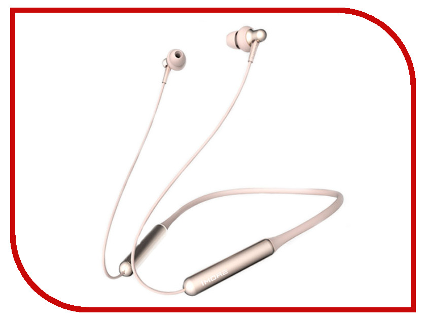 лучшая цена Xiaomi 1More Stylish BT In-Ear Headphones E1024BT Gold