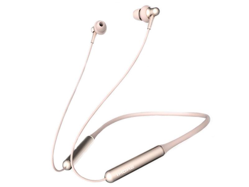 купить Xiaomi 1More Stylish BT In-Ear Headphones E1024BT Gold по цене 3069 рублей