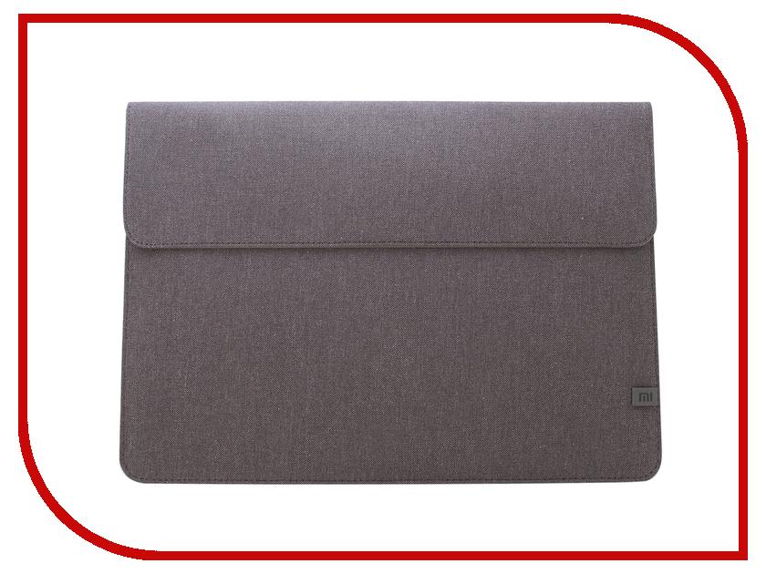 Аксессуар Чехол 13.3 Xiaomi Mi Laptop Sleeve Bag Grey flower protective soft bag with zipped close for 10 laptop
