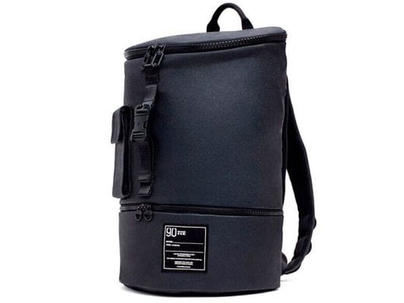 Рюкзак Xiaomi 90 Points Chic Leisure Backpack Male Black