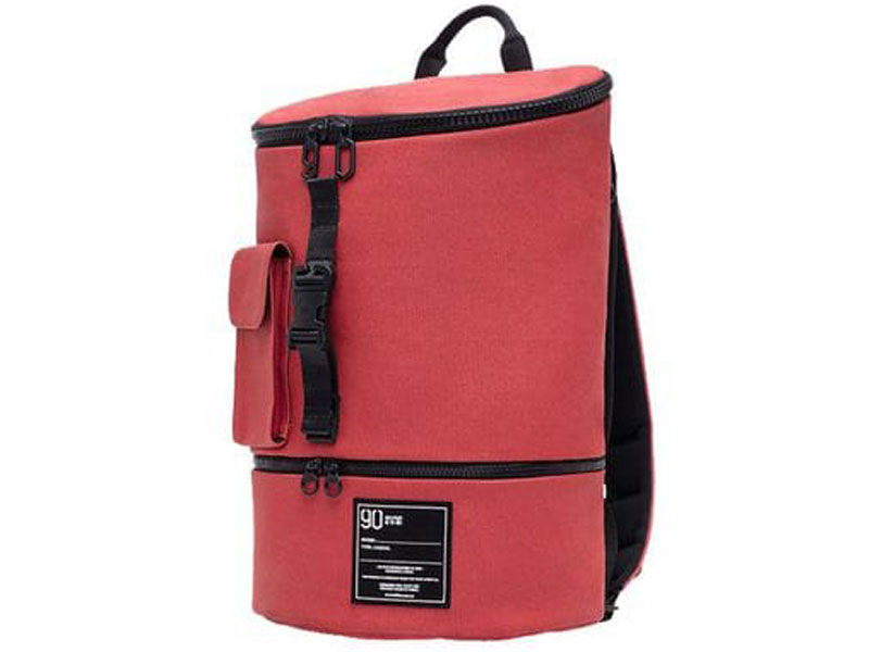 Рюкзак Xiaomi 90 Points Chic Leisure Backpack Female Red