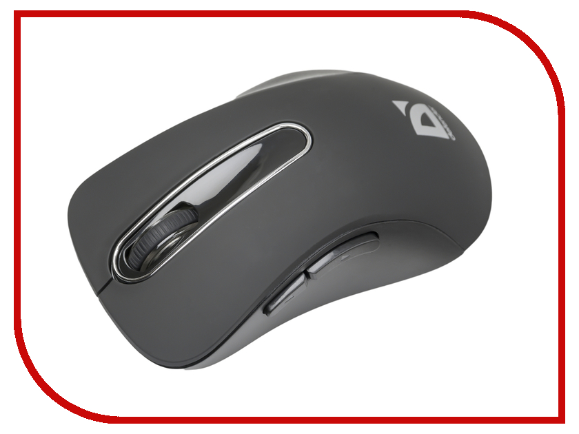 Мышь Defender Datum MM-075 Black 52075 цена и фото