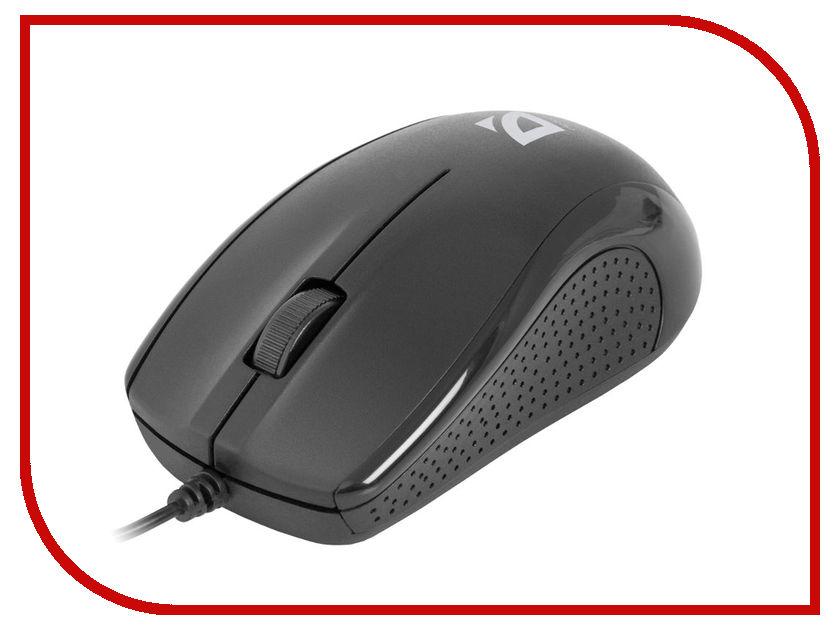 все цены на Мышь Defender Optimum MB-160 Black 52160