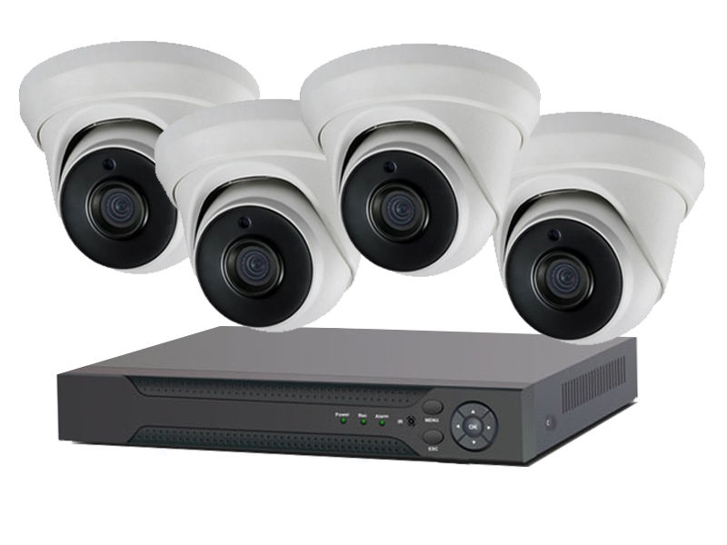 Видеонаблюдение IVUE 2MPX Для Дома и Офиса IVUE-1080P IPC-D4 цена 2017