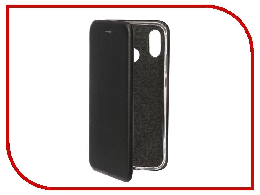 Аксессуар Чехол для Huawei Nova 3 2018 Zibelino Book Black ZB-HUW-NOVA-3-BLK аксессуар чехол для huawei y5 prime 2018 zibelino pc black zpc huw y5pr 2018 blk