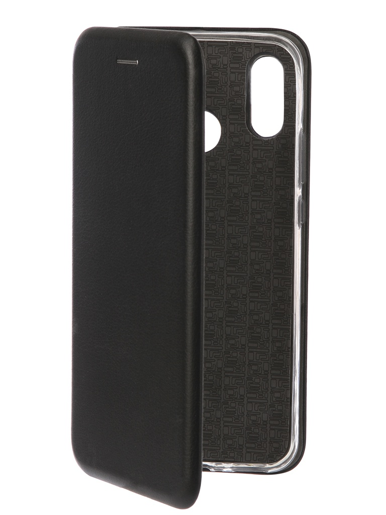 Чехол Zibelino для Huawei Nova 3 2018 Book Black ZB-HUW-NOVA-3-BLK
