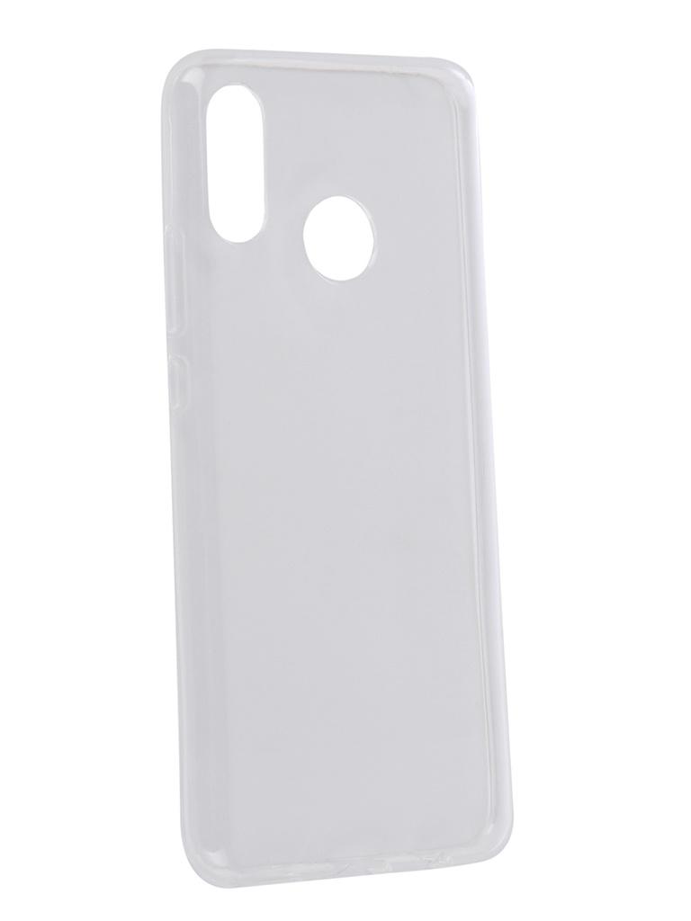 Аксессуар Чехол Zibelino для Huawei Nova 3 2018 Ultra Thin Case Transparent ZUTC-HUA-NOVA3-WHT
