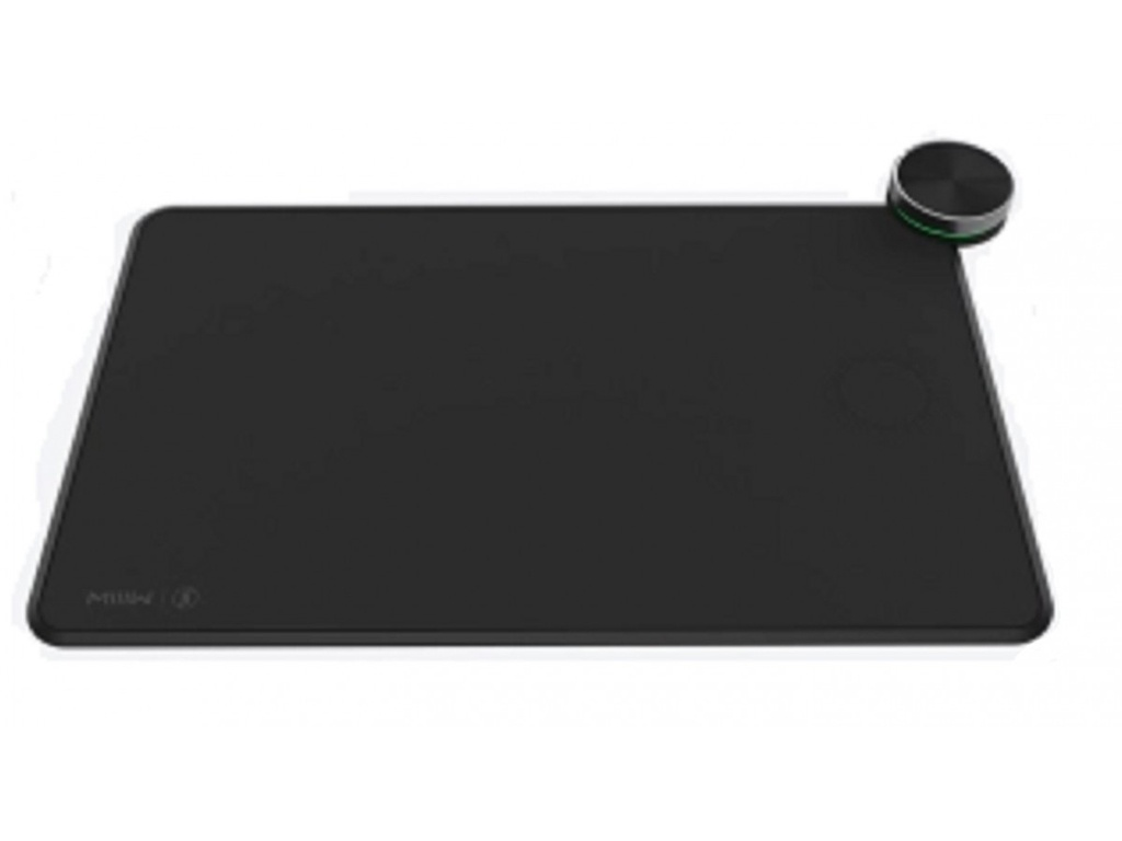Коврик Xiaomi Smart Qi Wireless Charging Mouse Pad MWSP01