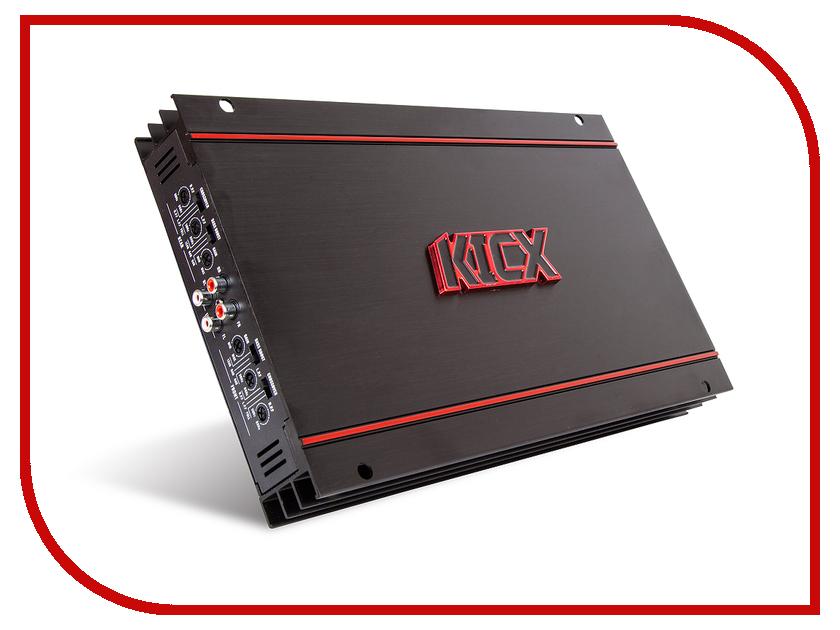 Усилитель Kicx LL 90.4 2062053 усилитель sony xm n502