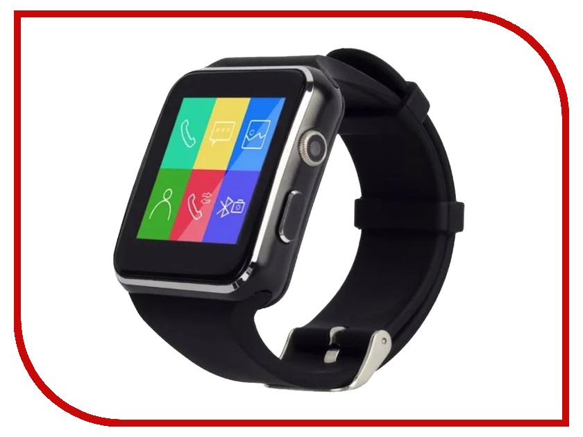 Умные часы ZDK X6 Black replacement clicky switch for trustfire x6 flashlights black