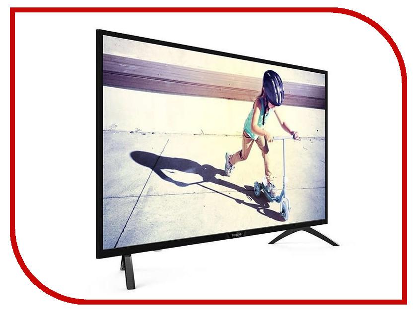 Телевизор Philips 40PFS4052 телевизор philips bdl4270el 00 черный