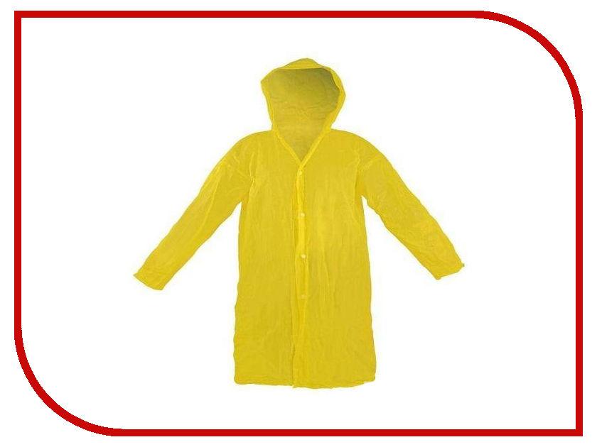 Плащ влагозащитный Термит р. XL Yellow ПЛА003Ж