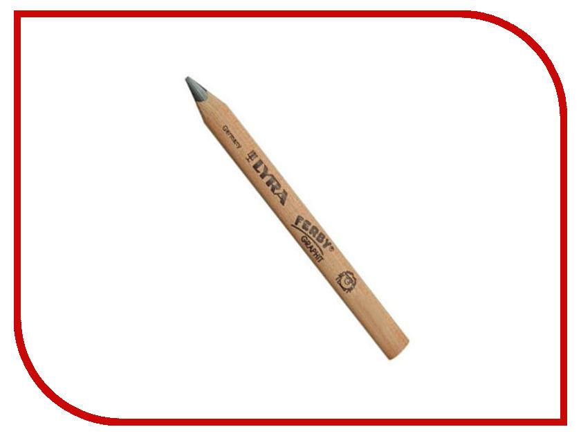 Карандаши Lyra Ferby Nature Graphite L1813360 lyra карандаши color gigant 12 цветов lyra