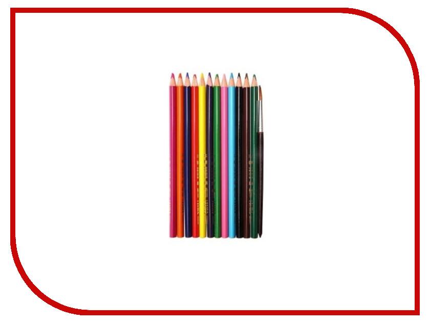 Карандаши Lyra Osiris Aquarell 12 цветов L2531120 карандаши восковые мелки пастель lyra osiris aquarell цветные акварельные 12 цветов