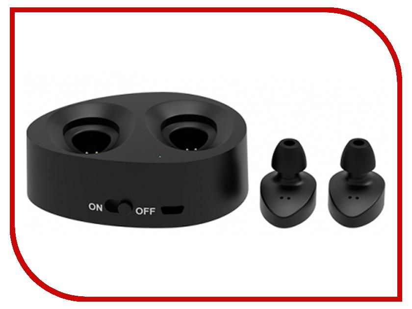 Ritmix RH-805BTH TWS Black гарнитура ritmix rh 515m черный