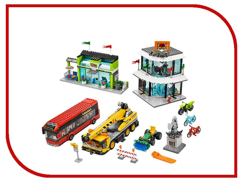 Конструктор Lepin Cities Городская площадь 1024 дет. 02035