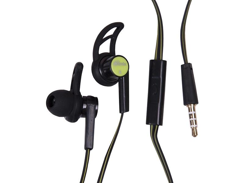Ritmix RH-126M Black-Lignt Green цена и фото