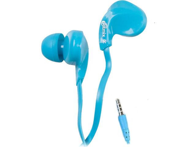 Наушники Ritmix RH-025 Blue