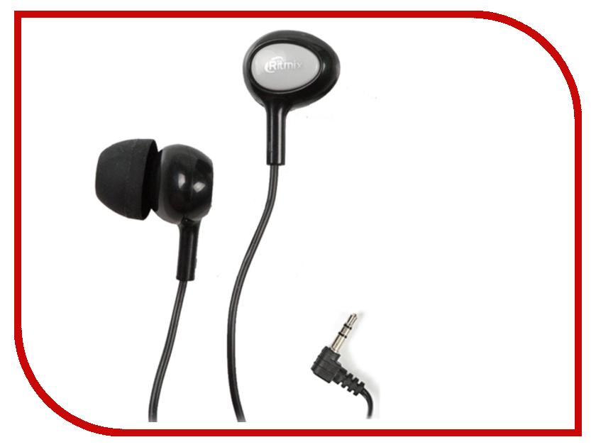 Ritmix RH-022 Black-Gray ritmix rh 524 black