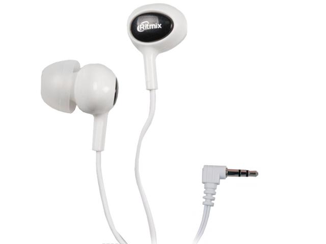 Ritmix RH-022 White-Black все цены