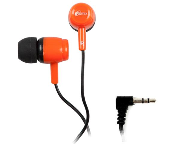 Ritmix RH-020 Black-Orange все цены